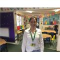 Mrs Bottomley - Teacher in Ash Class