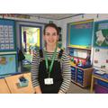 Miss Lodge - Teacher in Beech Class
