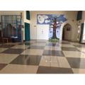 School hall.