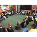 Circle Time- What makes us feel excited?