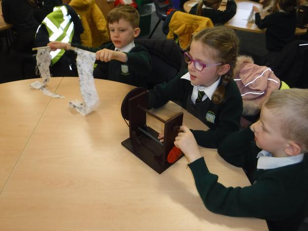 In our Brunel workshop
