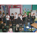 Our friends from Beech Class performed their poem.