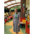 Mrs Lawrence- Teaching assistant in Beech Class