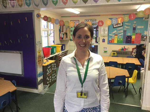 Mrs Bottomley is a class teacher.