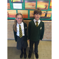 Maddie & Edward, Gatchell House Captains