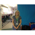 Mrs Fish - HLTA in Ash Class