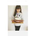Bea's carrot cake looks incredible!