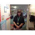 Mrs Trower - Teaching assistant in Ash Class