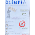 Miles' olympics poster