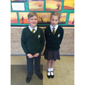 Euan and Emily, Cotlake House Captains