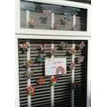 My niece and nephew's window in Watford