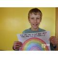 William's rainbow
