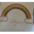 Kirstie's rainbow