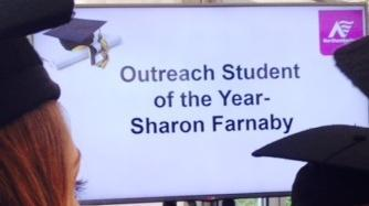 Well done Mrs Farnaby!