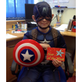 Captain America is Star of the Week