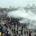 High tide and heavy rain in Mumbai!