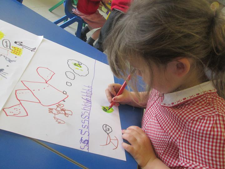 Drawing our own pictures