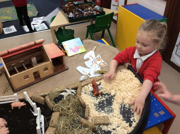 Retelling the story in our textured turf tray