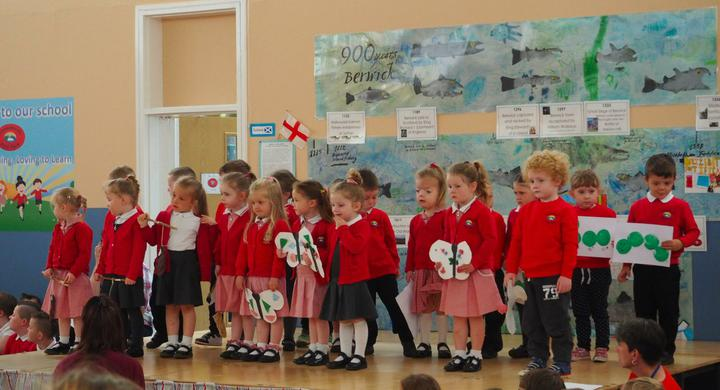 Nursery Class and the life cycle of a butterfly