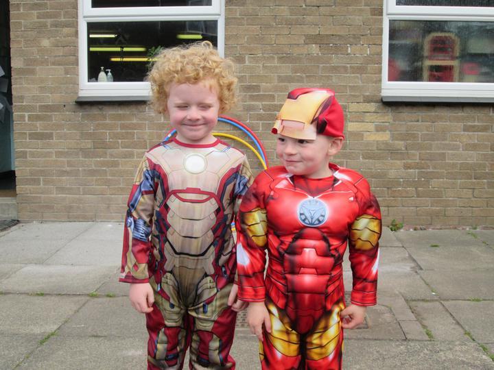 2 Ironmen