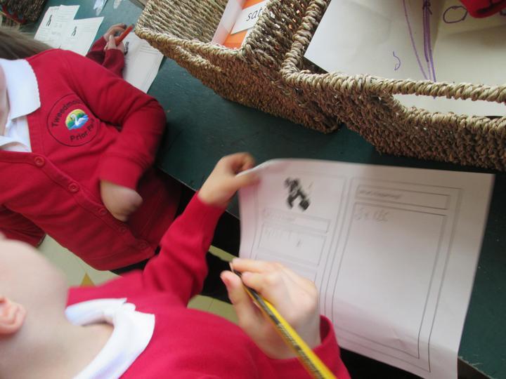 Writing about Superhero scenarios