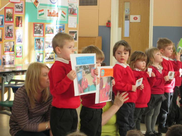 A special assembly