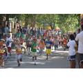 Running through Virar streets.
