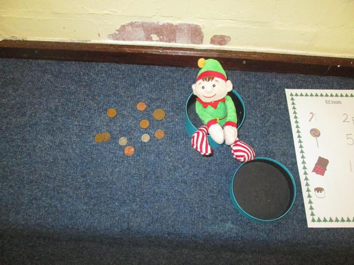 Working out which treat elf could buy