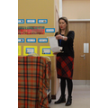 """Address to a Haggis"" read by Mrs Tait"