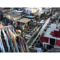 Can you see all the washing areas in Dhobi Ghat?