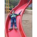Everyone loves a slide!