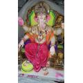 Ganesh image sent by Tanuja.