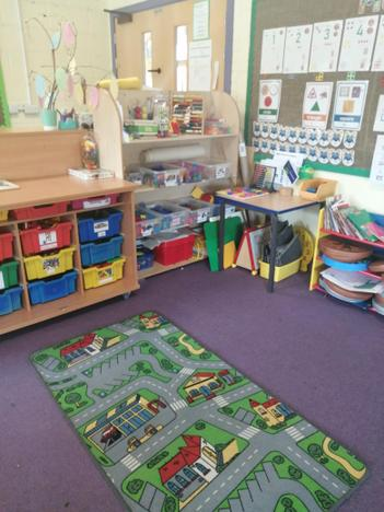 Our construction (combined with maths) area