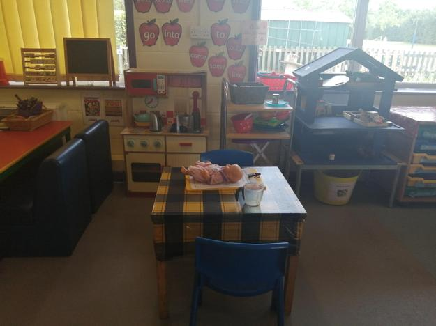 Our role play home area