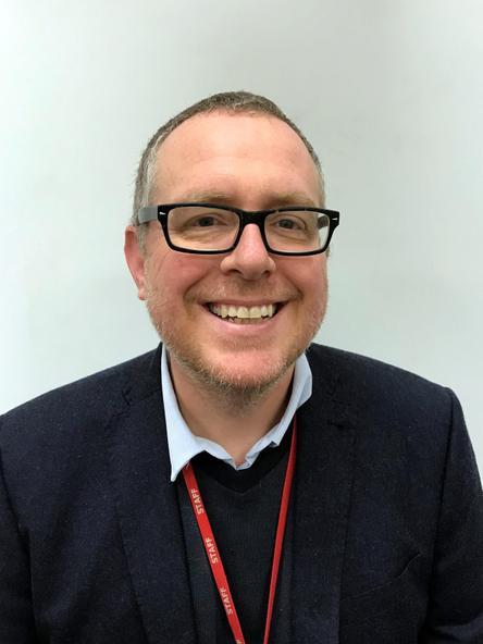 Mr Owen Knowles -  Headteacher