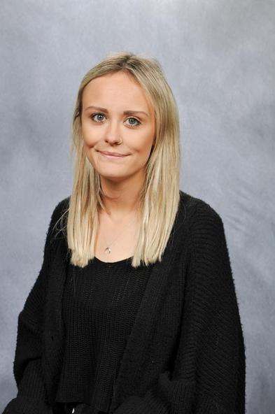 Miss L Bevan - Blackbirds Teacher and D.T Lead