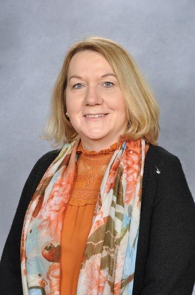 Mrs Magda Lowson - EAL Co-Ordinator