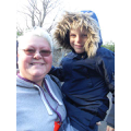 Thomas and his Mum