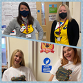 Lots of Pudsey Bears about!