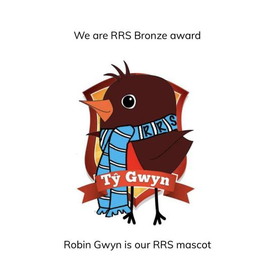 Where you see Robin Gwyn around school, your rights are being upheld!