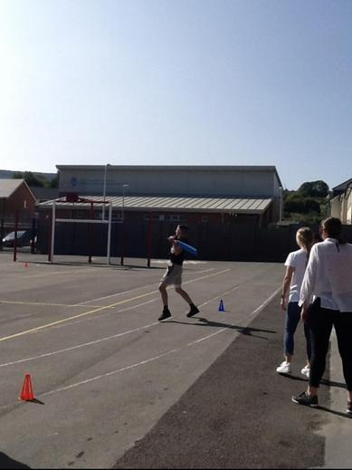 Staff v. Pupil rounders...