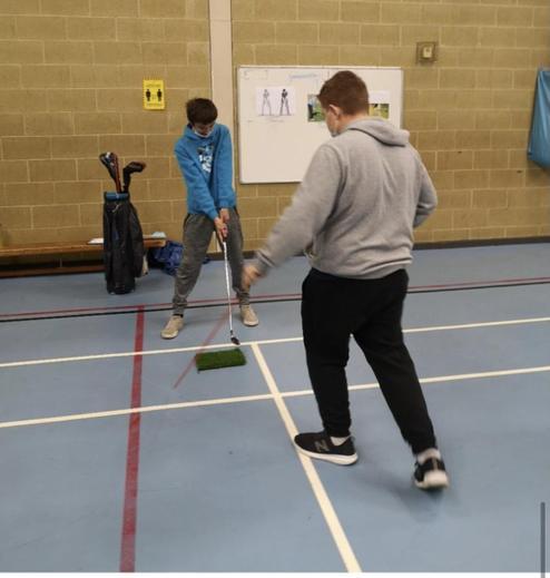 Hobbies and coaching activities!