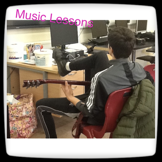 Article #31 the right to relax and play (guitar!)