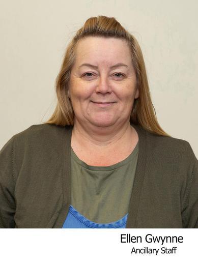 Ellen Gwynne Ancillary staff