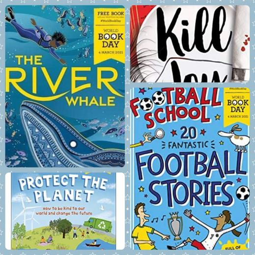 Fab new books and the tokens are valid for an extended period this year.