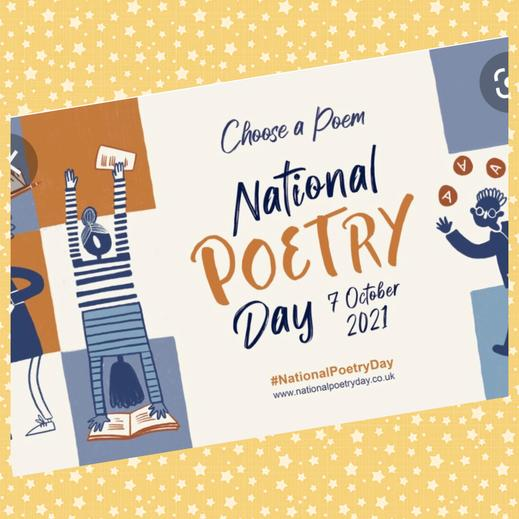 What's your favourite poem? Why not read it today 😊