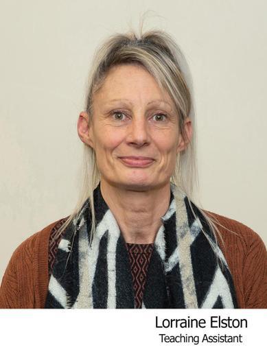 Lorraine Elston TA