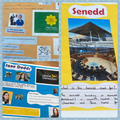 Some of work exploring the Senedd and the parties we can vote!