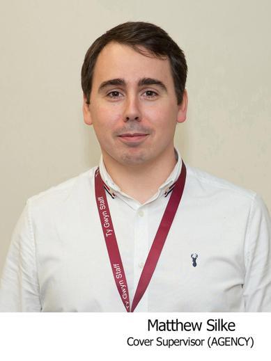 Matthew Silke Cover Teacher
