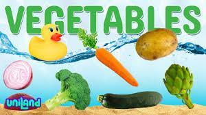 Try floating or sinking vegetables